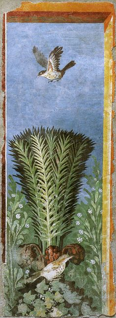 Category:Ancient Roman paintings of gardens - Wikimedia Commons Rome Painting, Mural Painting, Ancient Pompeii, Ancient Art, Fresco, British Museum, Famous Artwork, Mosaic Wall Art, Roman Art