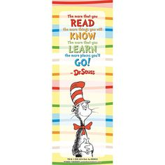 Dr. Seuss™ Poem Bookmarks