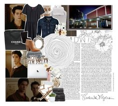 """""""Going To A Movie With Scott & Stiles 