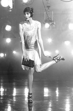 ♥♥♥ Karlie Kloss & Clément Chabernaud for Americana Manhasset Fall 2012 Catalogue | Influence and Stardoll