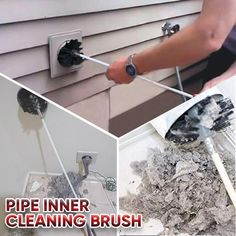 Diy Home Cleaning, Household Cleaning Tips, House Cleaning Tips, Diy Cleaning Products, Cleaning Hacks, Vent Cleaning, Home Fix, Cool Gadgets To Buy, Diy Home Repair
