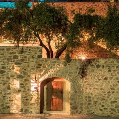 Atrium unique atmosphere will make your stay a memorable one Atrium Hotel Skiathos, Beautiful Islands, Greek Islands, Natural Stones, How To Memorize Things, Make It Yourself, Unique, Outdoor, Greece