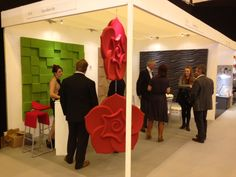 Heading back to 100% design this year - find us on stand O300