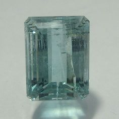 14.1x10.5 MM Natural Excellent Aquamarine 12.15 Cts Cushion Shape Cut Stone #AquamarineTraders