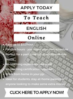 make money online, make extra money, side hustle, stay at home mom, stay at home dad, stay at home parent, pay off loans, pay off debt, work from home, work online, work while travelling, college student jobs #teachenglishonline #sidehustle #makeextramoney #makemoneyonline #payoffdebt #stayathomemom #parttimejob
