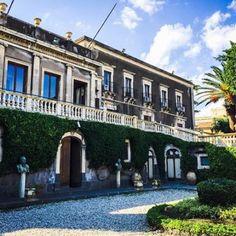 Villa Cerami Catania