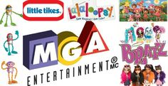 Enter to win a prize pack of $250.00 of Brand Named Toys From MGA Entertainment #HolidayShowcase