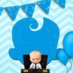 Boss Birthday, First Birthday Party Themes, Baby Boy First Birthday, Boy Birthday Parties, 1st Birthday Invitation Template, Baby Invitations, Baby Boy Christening, Congratulations Baby, Boss Baby