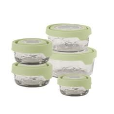 Seal-Tight 10-Piece Storage Bowl Set -  I bought this at my Aunts Princess House Party