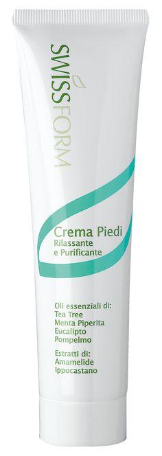 Crema Piedi ad effetto relax: apporta un'immediata sensazione di sollievo e di ritrovata leggerezza.