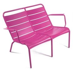 Fermob inspirations on pinterest luxembourg outdoor lounge and benches - Chaise jardin du luxembourg ...