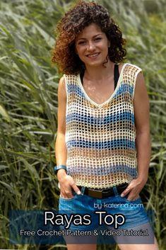 Crochet Geek, Crochet Stitches, Free Crochet, Knit Crochet, Crochet Patterns, Crochet Sweaters, Chrochet, Knitting Patterns, Crochet Tank Tops