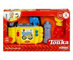 Hasbro Playskool Tonka My First Tool Kit