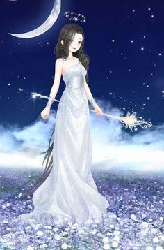 Anime Art Girl, Anime Boys, Anime Dress, Cool Drawings, Kawaii Anime, Manhwa, Disney Characters, Fictional Characters, Disney Princess