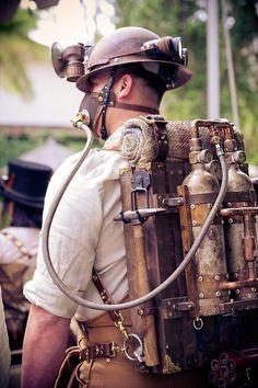 Fuel Tanks fort Flamethrowers
