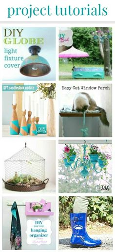 DIY Show Off - How to get a beach cottage lookDIY Show Off ™ – DIY Decorating and Home Improvement Blog