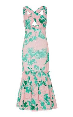 Here Comes the Sun! Johanna Ortiz's Tropical Wrap Dress
