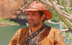 """Também em 2011, o artista viveu um dos seus personagens mais marcantes, o Capitão Herculano de """"Cord... - TV Globo"""