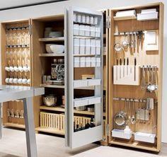 Organised storage