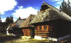 Oravská dedina - Slovakia