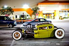 Sweet hot rod