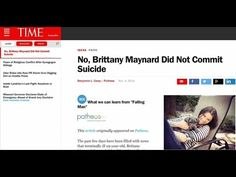 #DeathwithDignity: #BrittanyMaynard New #Video Released #Death