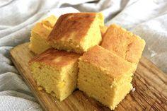 Soup and Bread Sundays: Vegan Cornbread | http://www.soydivision.co.uk/2014/05/25/vegan-cornbread/