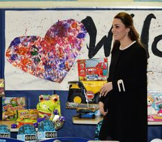 Catherine, Duchess of Cambridge during a visit to the Northside Center for Child Development on December 8, 2014 in New York City. The royal couple are on an official three-day visit to New York with Prince William also due to meet President Barack Obama in Washington D.C today.