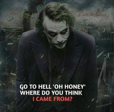 Ideas Quotes Deep Dark Joker For 2019 Joker Qoutes, Best Joker Quotes, Badass Quotes, Dark Quotes, Wisdom Quotes, True Quotes, Funny Quotes, Joker Quotes Wallpaper, Der Joker