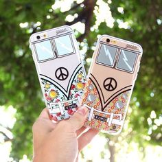 Tag your friend who will love our new Kombi cases!Shop these beauties at goca.se/insta #instamood #kombi #iphone#samsung. Phone case by Gocase www.shop-gocase.com