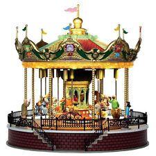 Lemax Christmas Village Sunshine Carousel