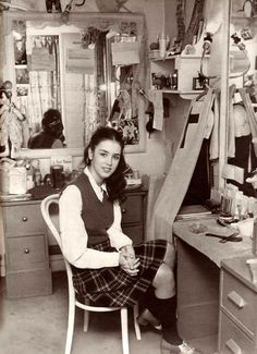 Post with 0 votes and 6286 views. Actress Isabelle Adjani in her dressing room at the Comedie Francaise in Paris, France, Isabelle Adjani, Berlin Film Festival, Best Actress Award, Smells Like Teen Spirit, Retro Mode, Catherine Deneuve, French Actress, Sophie Marceau, Celebrities