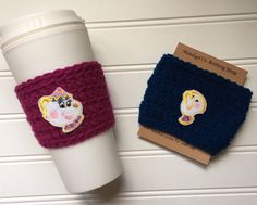 Beauty and the beast, belle, beauty, beast, Disney fan, mrs Potts and Chip, Cup cozy, Disney mug   personal favorite from my Etsy shop https://www.etsy.com/listing/458428174/disney-coffee-cup-cozy-coffee