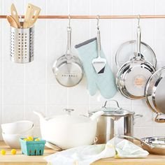 What's cooking? Some serious kitchen inspiration.