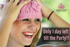 1 day left until the Paparazzi jewelry party | Paparazzi image