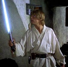 Luke Skywalker   .....rh