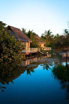 ¡Villas paradisiacas! Hotelito Desconocido La Cruz de Loreto, Mexico (Puerto Vallarta)