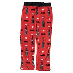 Smile and take a sip with these whimsical plush lounge pants! Lips are in pink and sip the Coke with a red and white striped straw. Coca Cola Gifts, Coca Cola Store, Lounge Pants, Lounge Wear, Fleece Pants, Red And White Stripes, Coke, Plush, Lips