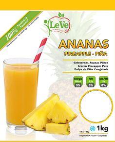 Exotische, Fett verbrennende Frucht, sehr empfehlenswert für Menschen mit Celulitis oder Übergewicht. Sie enthält Kohlenhydrate und spendet Energie für lange Zeit. Sie ist reich an Eisen, Magnesium, Jod, Zink und Mangan, zusätzlich zu den Vitaminen A, Gruppe B und C, die diese Frucht zu einer ausgezeichneten Quelle von Antioxidantien macht. Sie ist gut zur Bekämpfung von Entzündungen und dadurch sehr wirksam gegen Arthritis. #ananas #vegan #fruit #pineapple #swiss #switzerland #lucerna… Vitamin A, Mangan, Arthritis, Magnesium, Frozen Pineapple, How To Stay Healthy, Fruit, Basel, Food