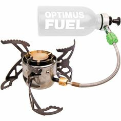 Optimus Nova+ Multifuel Stove - Mountain Equipment Co-op. Free Shipping Available