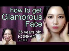 ENG) 강력추천! 얼굴의 탄력과 볼륨을 강화하고, 군더더기와 붓기가 즉시 빠지는 마사지 HOW TO GET GLAMOROUS FACE - YouTube