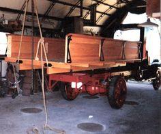 Oneida WWI Army truck.