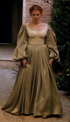 Renaissance Gown, Renaissance Fashion, Italian Renaissance, Mary Tudor, Vintage Outfits, Vintage Fashion, Anna Karenina, Fantasy Costumes, Fantasy Dress