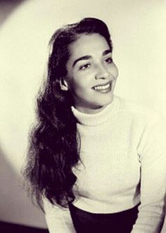 Young Chavela Vargas