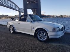 eBay: Ford Escort 1.6ltr Convertible/Cabriolet Rs Turbo 1989 (12m Mot,Great example)
