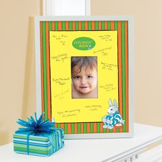 Goodnight Moon Party Guest Book