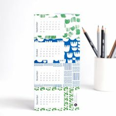 vlinspiratie. free calendar