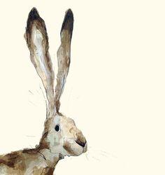 Catherine Rayner 'Alexander' artwork image