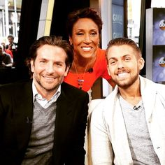 Remember that time @anthonydaniels_ and Bradley Cooper appeared on @goodmorningamerica with @robinrobertsgma? Then Bradley Cooper swabbed on live television?! Great morning and it will be an even greater morning this Monday at the 40th Ridgewood Run in Ridgewood, New Jersey. Join @anthonydaniels_ and his #gotcheeks team to learn why everyone should register to become a bone marrow donor. #MemorialDay #RidgewoodRun #5k #gotcheeks #deletebloodcancer #DKMS #WBCD #GetSwabbed…