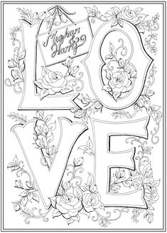 Welcome to Dover Publications Love Coloring Pages, Printable Adult Coloring Pages, Coloring Books, Album Baby, Mandala Coloring, Colorful Drawings, Dover Publications, Creations, Images